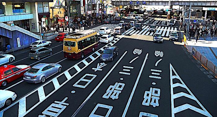 Orientarsi a Ueno