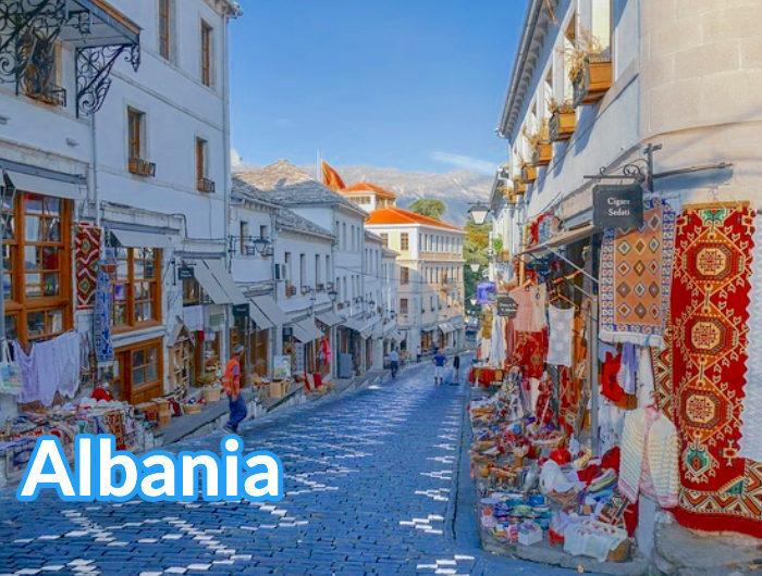 Albania Box Europa
