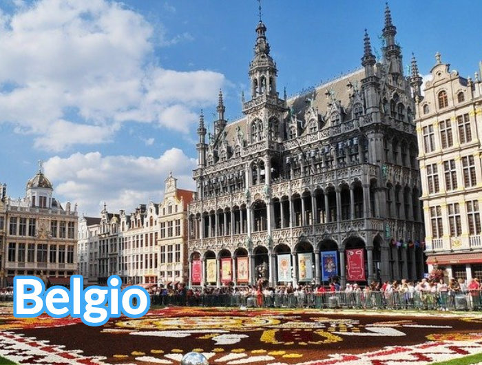 Belgio Box Europa