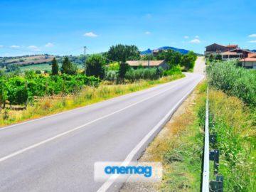 Cosa vedere a Coriano, Rimini | Panorama sul borgo