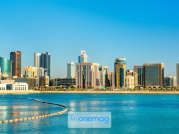 Cosa vedere in Bahrein | Guida di viaggio completa - Panorama sulla capitale Manama