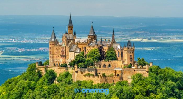 Cosa vedere nel Castello Hohenzollern