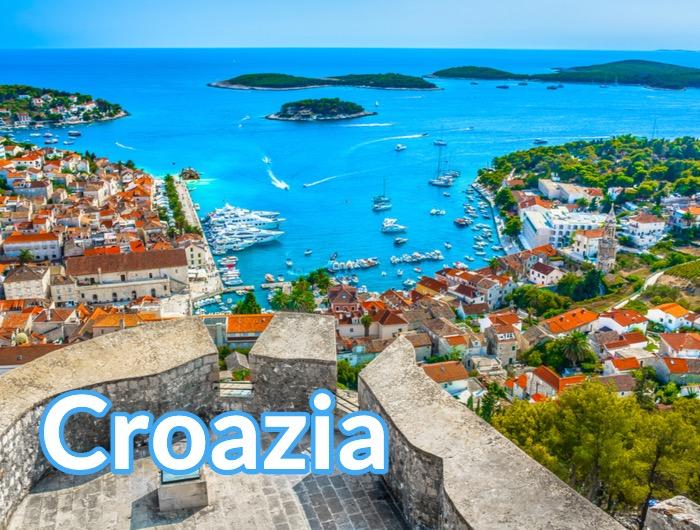 Croazia Box Europa