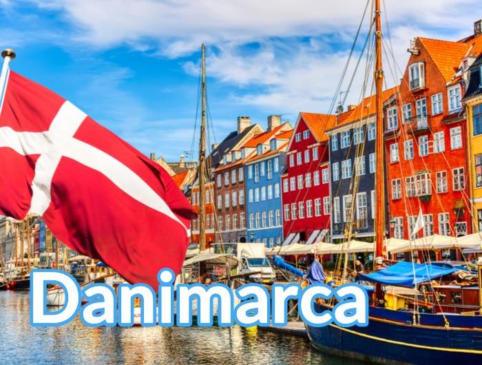 Danimarca Box Europa