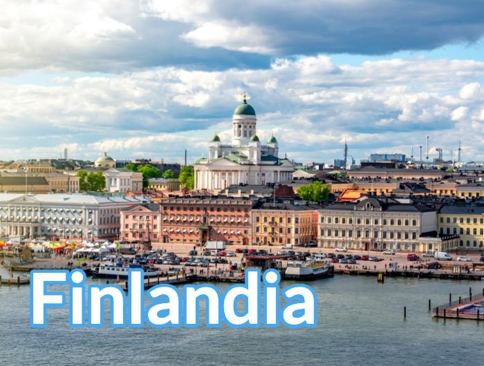 Finlandia Box Europa