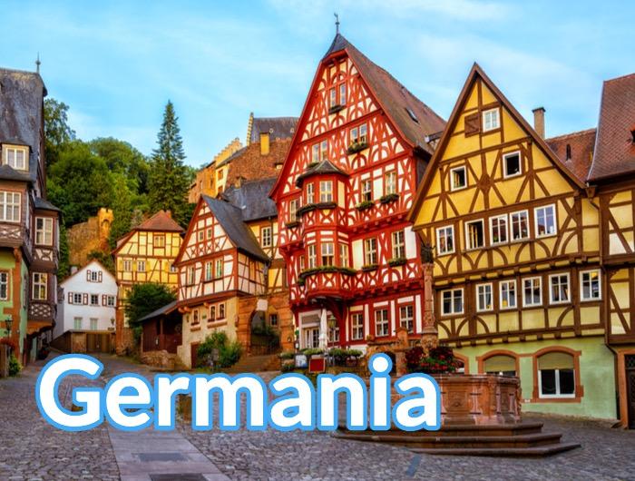 Germania Box Europa