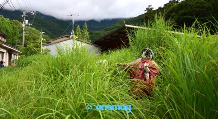 Il villaggio di Nagoro e le bambole di Tsukimi Ayano