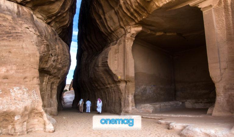 Jibal Al-Rukkab | Spettacolari canyon in Arabia Saudita