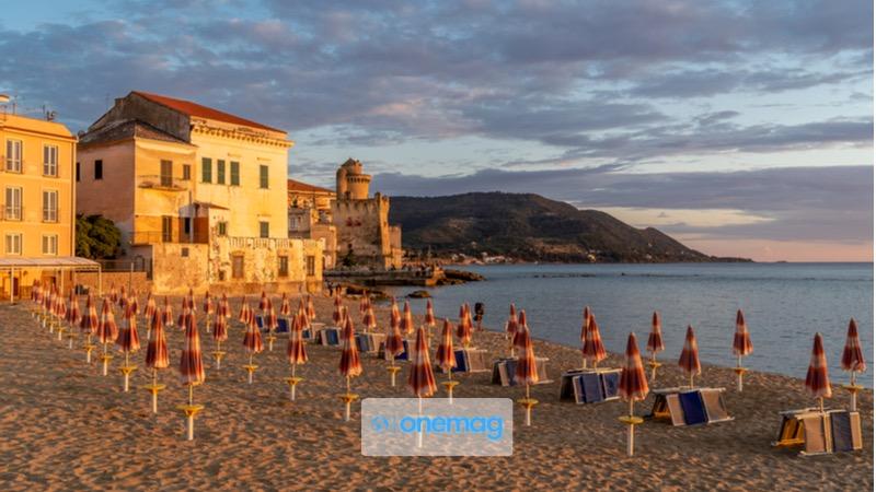 Le Spiagge di Castellabate, la Spiaggia di Marina Piccola