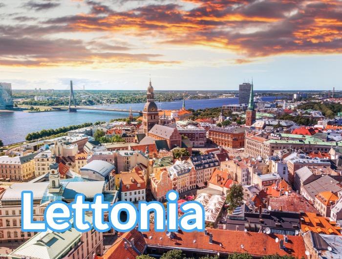 Lettonia Box Europa