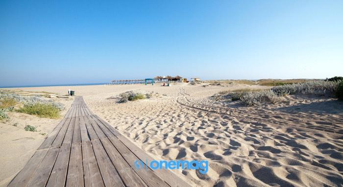 Marina e spiagge di Badesi, Isola Rossa