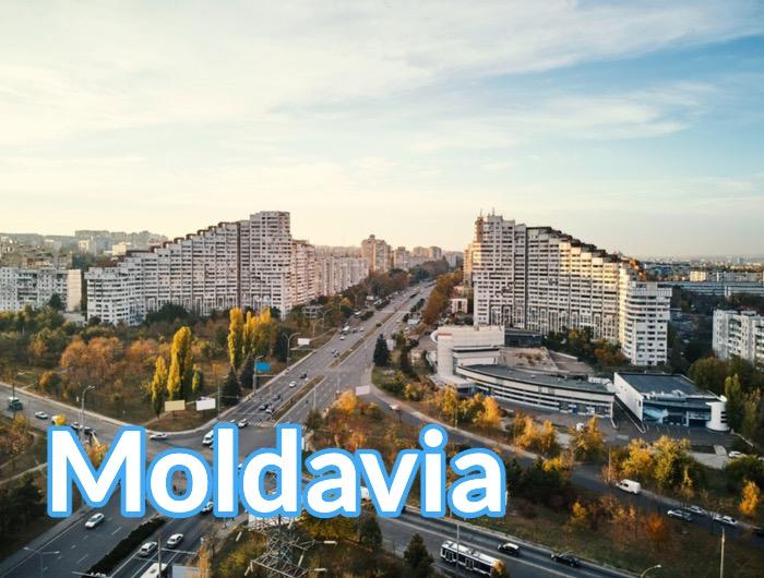 Moldavia Box Europa