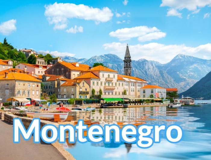 Montenegro Box Europa