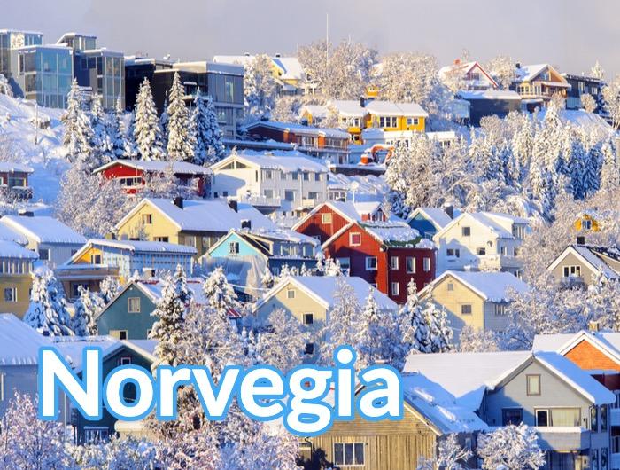 Norvegia Box Europa