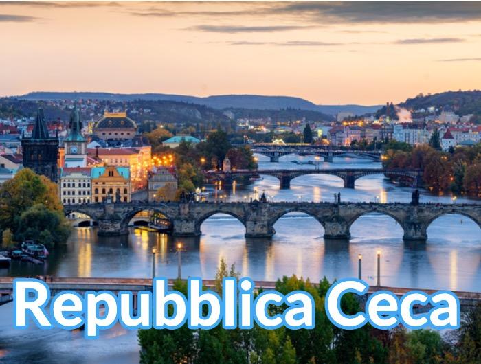 Repubblica Ceca Box Europa