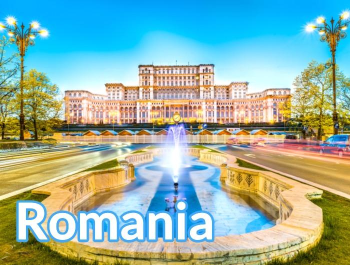 Romania Box Europa