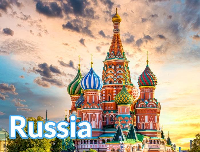 Russia Box Europa