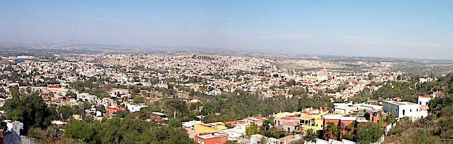 San Miguel de Allende, veduta