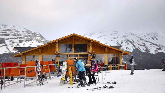 Sciare a Ushuaia, Cerro Castor