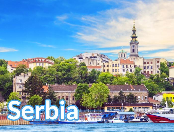 Serbia Box Europa
