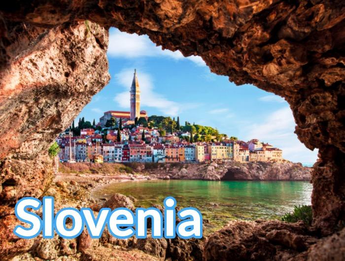 Slovenia Box Europa