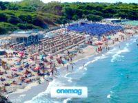 Spiagge Torre dell'Orso (Puglia) | Torre dell'Orso: spiagge e stabilimenti balneari