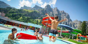Terme di Leukerbad, Svizzera | Guida di viaggio ai centri termali di Leukerbad, nel Canton Vallese