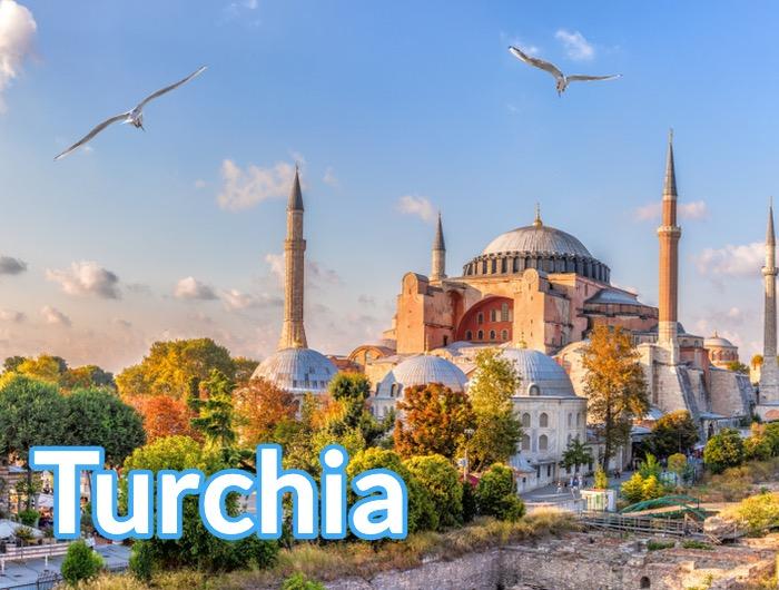 Turchia Box Europa