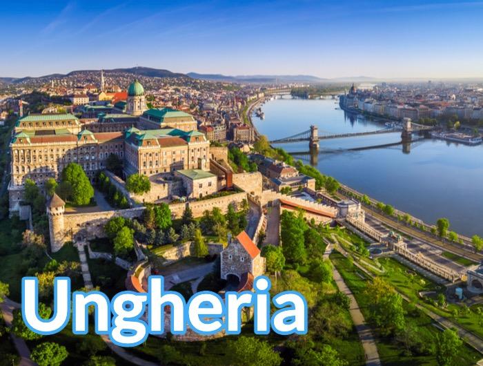 Ungheria Box Europa