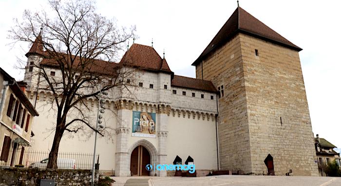 Cosa vedere ad Annecy, Castello