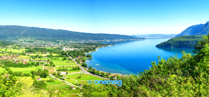 Cosa vedere ad Annecy, lago