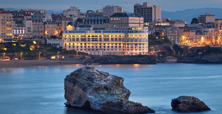 Cosa vedere a Biarritz, veduta mare