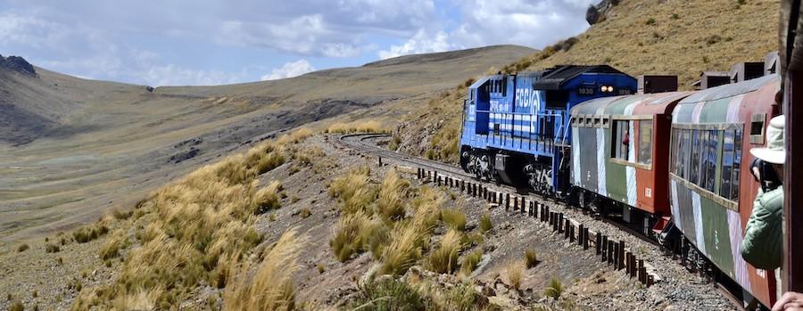 Cosa vedere a Huancayo, la Ferrocarril Central Andino