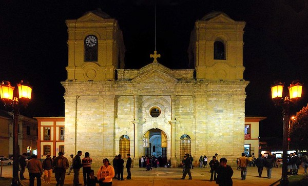 Cosa vedere a Huancayo, Cattedrale