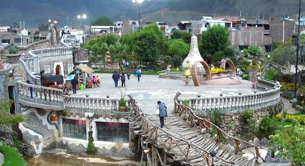 Cosa vedere ad Huancayo, parco de la Identidad Huanca