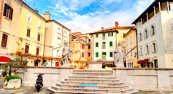 Cosa vedere a Pirano, centro storico