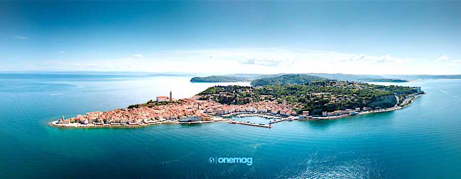 Cosa vedere a Pirano, veduta