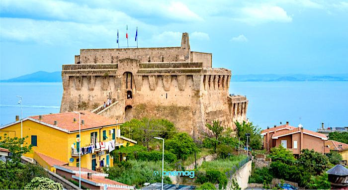 Cosa vedere a Porto Santo Stefano, la Fortezza Spagnola