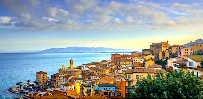 Cosa vedere a Porto Santo Stefano, veduta
