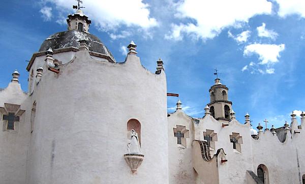 Cosa vedere a San Miguel de Allende, Santuario Atotonilco