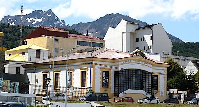Cosa vedere a Ushuaia, Museo Territorial