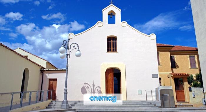 Chiesa di Santa Caterina d'Alessandria a Villaputzu