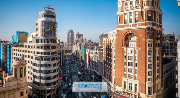 Cosa vedere sulla Gran Via di Madrid