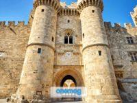Il Palazzo del Gran Maestro dei Cavalieri di Rodi