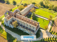 L'Abbazia di San Galgano a Chiusdino, provincia di Siena