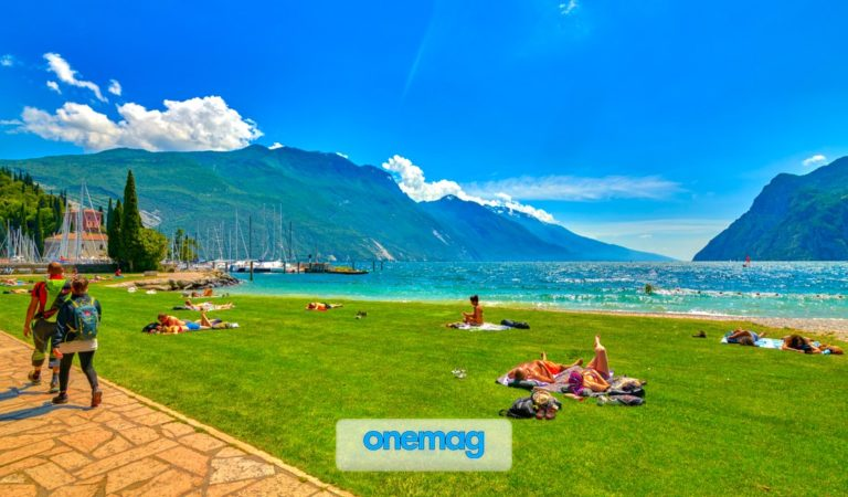 Le 10 più belle spiagge del Lago di Garda