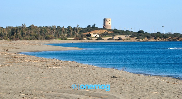 Le spiagge di Villaputzu, Porto Corallo