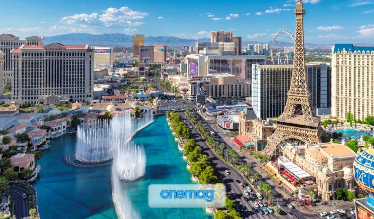 Las Vegas Strip | La più famosa boulevard di Las Vegas, tra casinò e resort di lusso