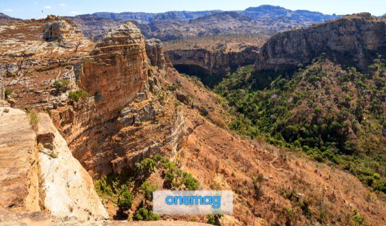 Parco Nazionale dell'Isalo, Madagascar   Il noto parco nazionale nel Madagascar