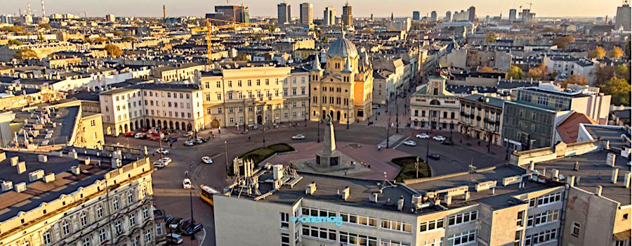 Cosa vedere a Lodz, centro storico